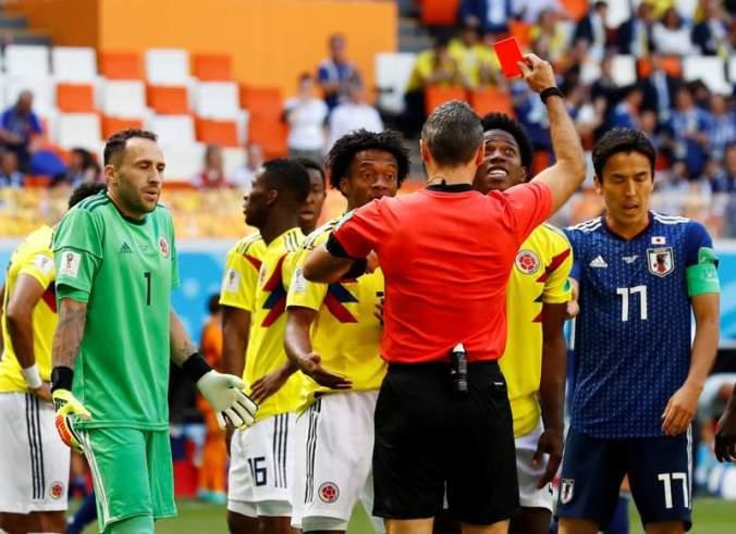 Carlos Sanchez Red Card V Japan.jpg