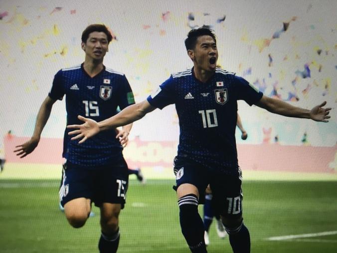 Kagawa penalty V Colombia.JPG